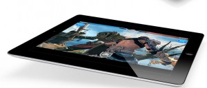 apple ipad2 graphics for gamers