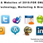 online media social monitoring seo brand marketing tools