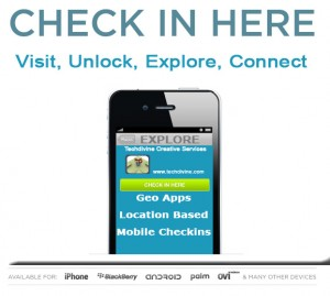geo location mobile apps checkin