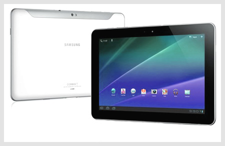 samsung galaxy tab 750 tablet pc