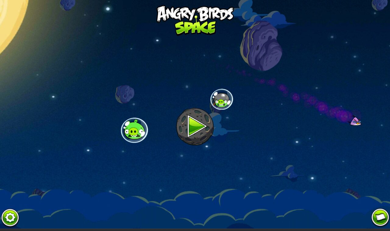 Angry birds space is here for download digital marketing angry birds space rovio altavistaventures Images