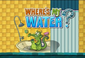 Where is my water logo