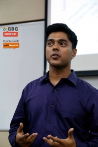Ananth V Founder CEO Techdivine Creative Services