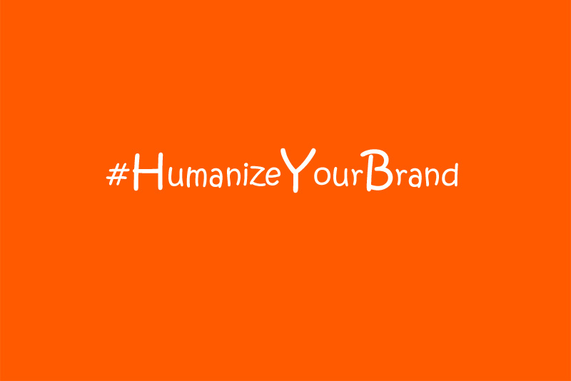 Humanize your brand with social media digital marketing