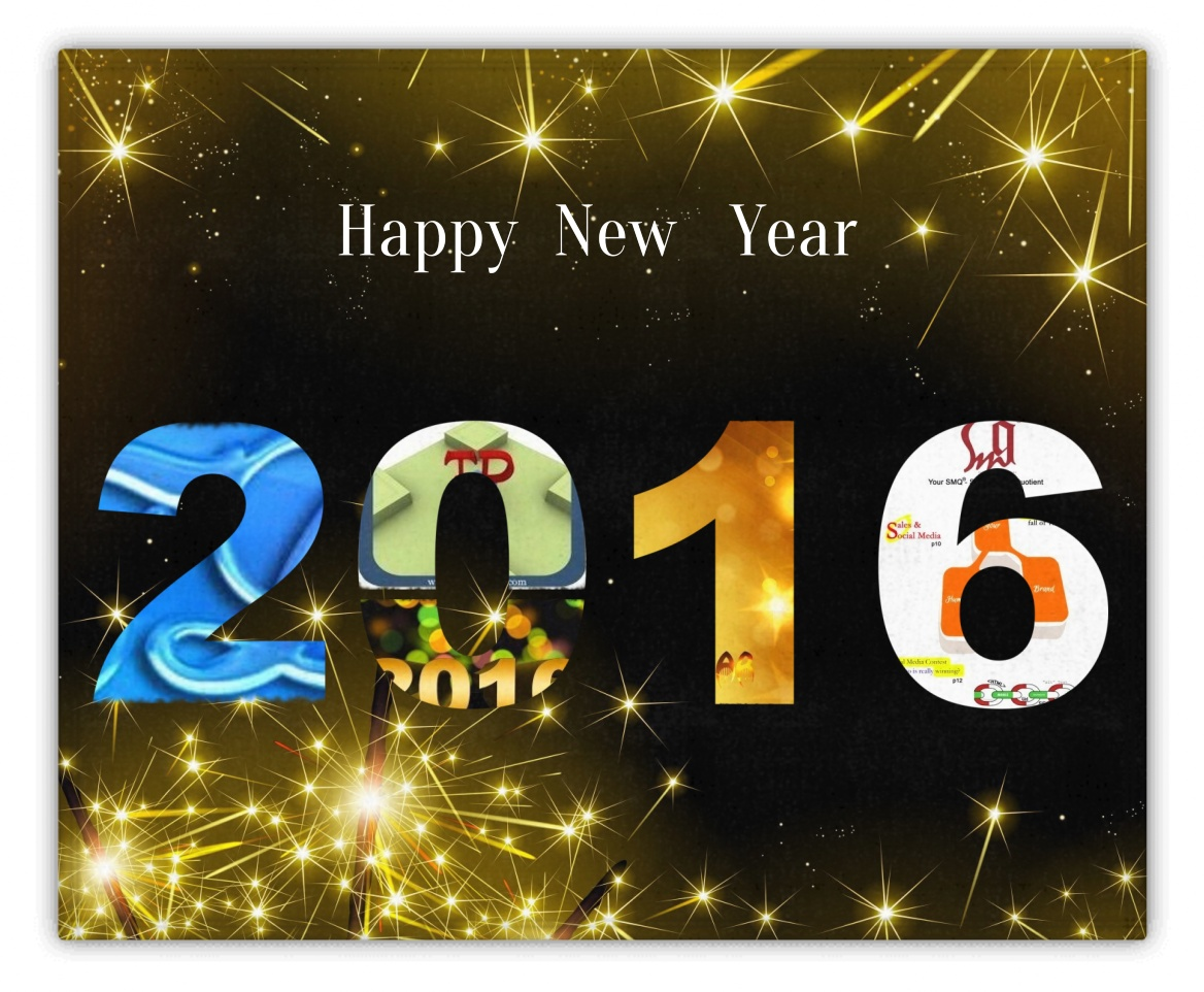 Happy New Year Welcome 2016