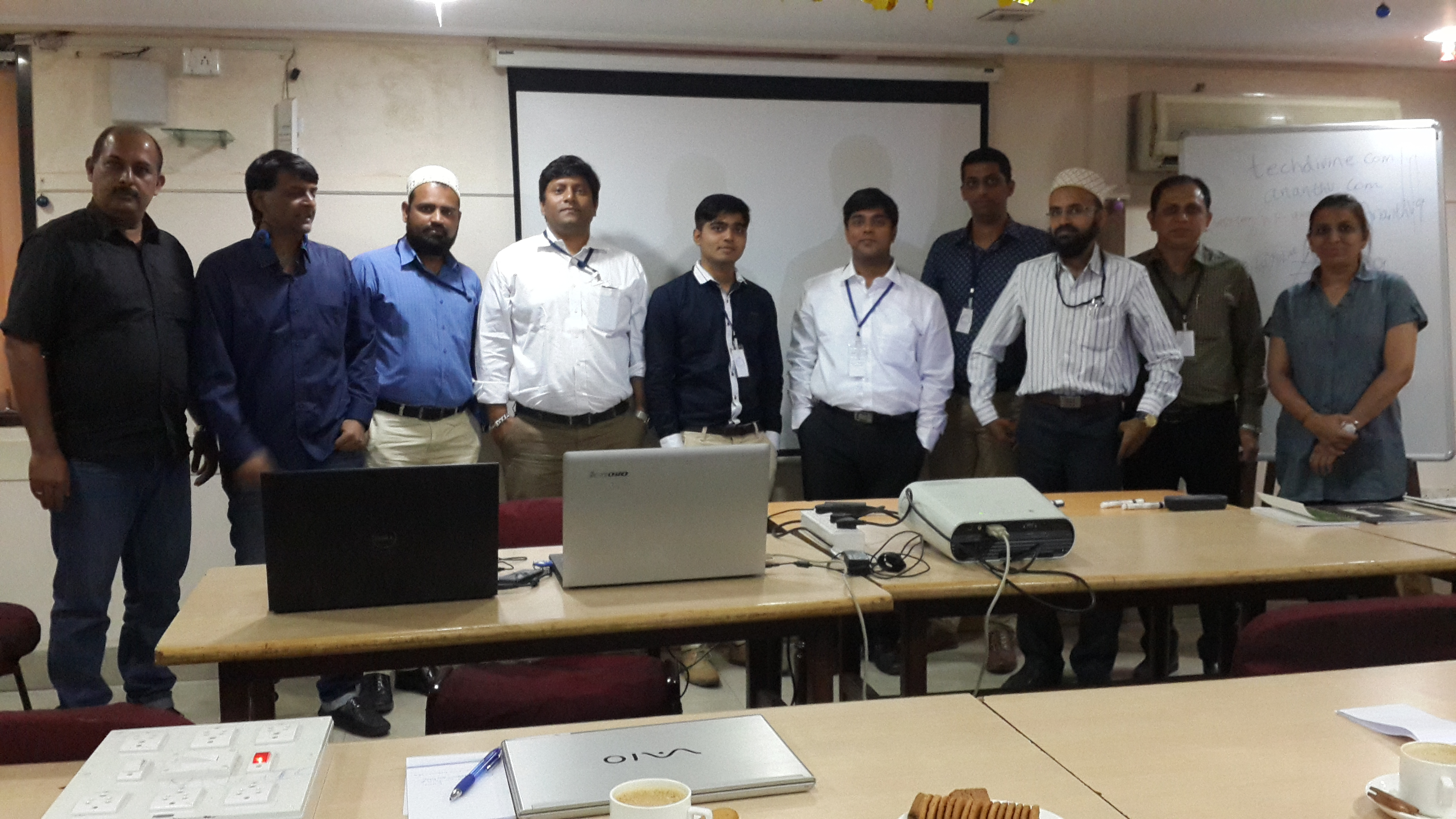 Digital Marketing and Social media marketing workshop in Mumbai by Ananth V