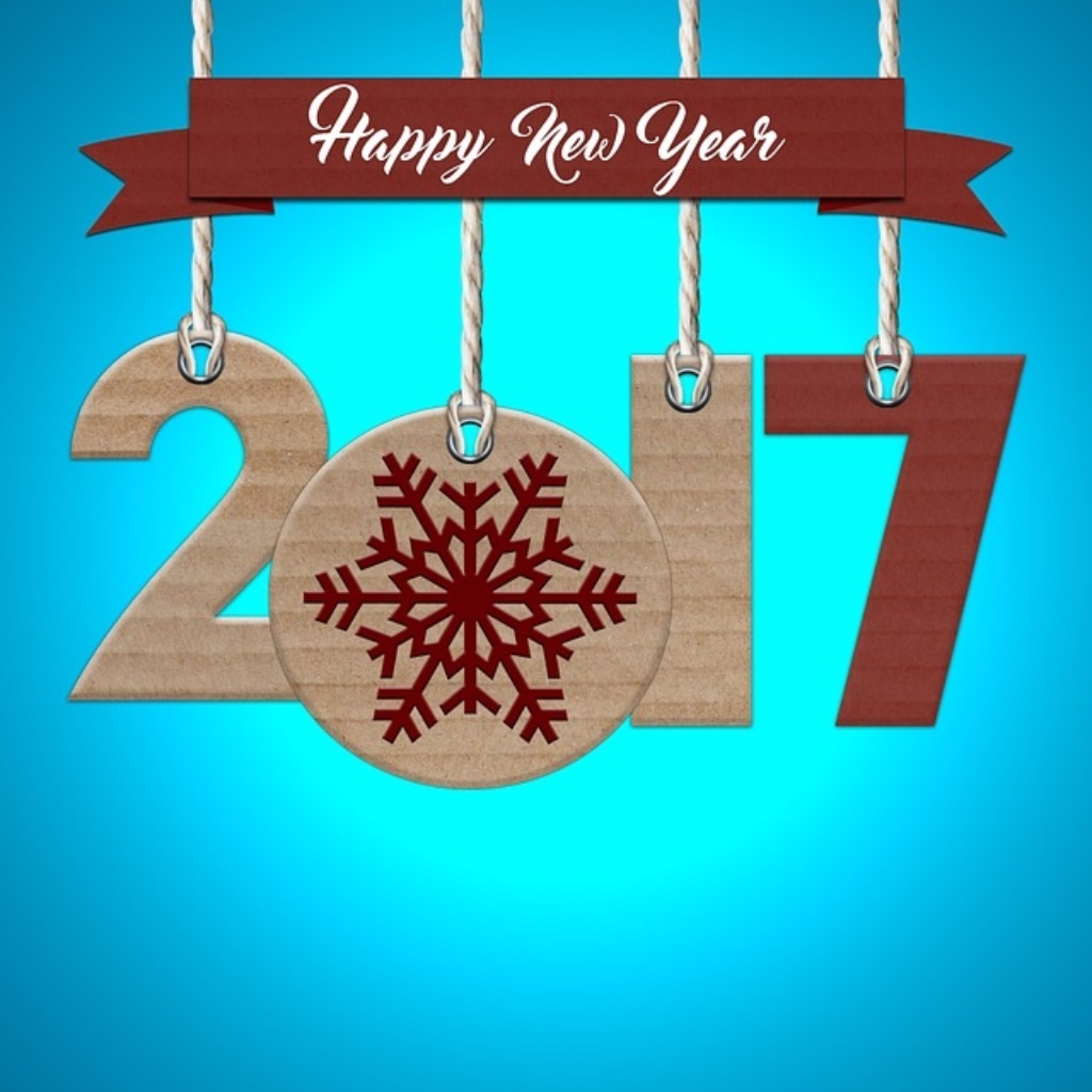 wish you all a very happy new year filled with