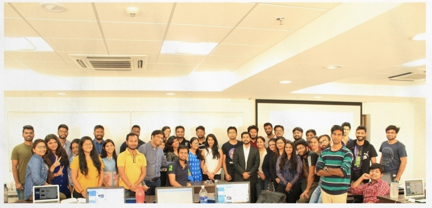 IIM INDORE 50 PGP participants Live Hands-on Digital Marketing Training IIM Indore Mumbai campus 3 Day event by Ananth V Techdivine Creative Services