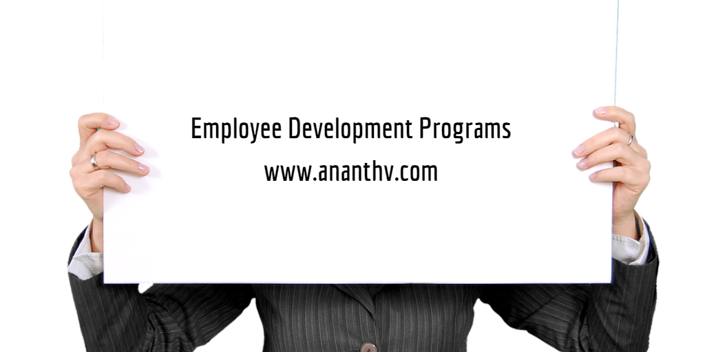 employee skill development corporate training programs
