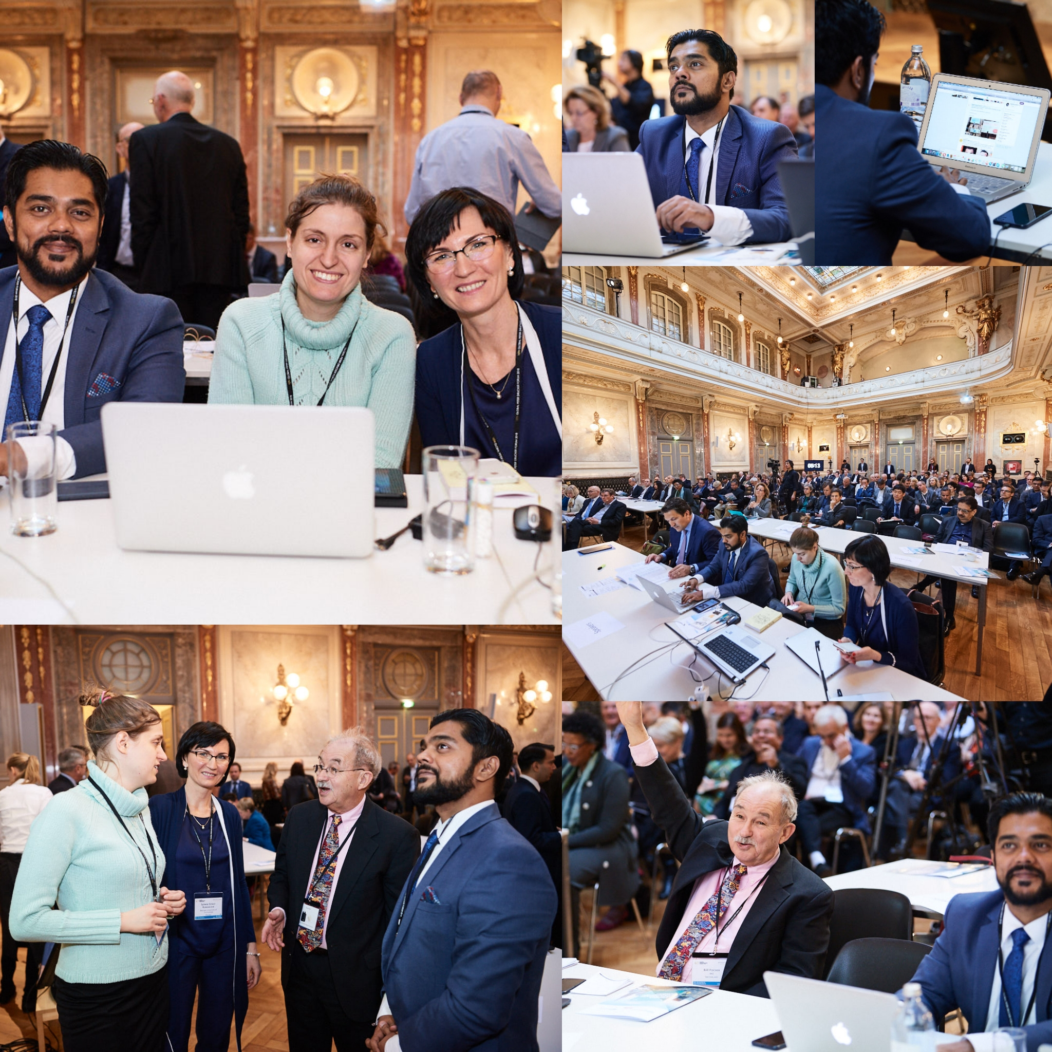 Impressions from the 10th Global Peter Drucker forum in Vienna