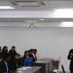 IIM Indore Speaker Ananth V Digital Marketing Disruption ROI on Social media for Corporate Brands