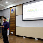 Key note speaker Workshop Seminar - GOOGLE business group event - Topic: Social media marketing Brand ROI for corporate brands Ananth V GBG Mumbai, SVKM College