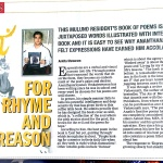 Times Of India Ananth V Expressions Book Interview Mulund Powai Plus Coffee table Book USA,Europe,INDIA